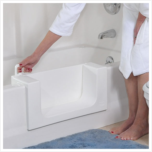 The Safeway Tub Door® Is A Perfect Option To Retrofit Your Bath Tub Into A  Walk In Shower.