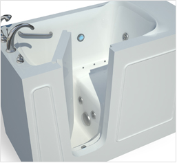 Walk In Tub Features and Accessories