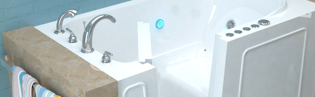 what to look for in a walk in tub